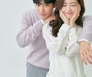 Korean Drama, my first love, and netflix image