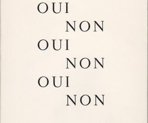 yes, french, and quotes image