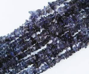 iolite, etsy, and iolite beads image