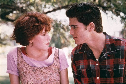 sixteen candles, 80s, and Molly Ringwald image