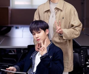 boys, kpop, and produce x 101 image