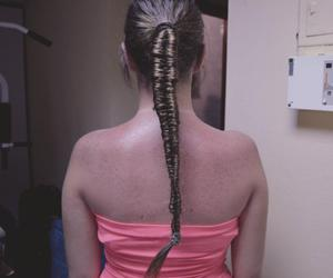 :), braid, and friend image