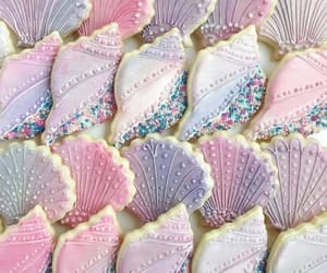 baking, sweets, and Cookies image