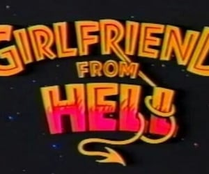 hell, girlfriend, and aesthetic image