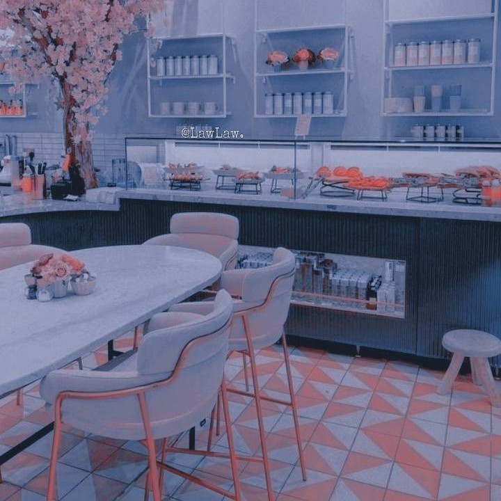 pink, aesthetic, and theme image