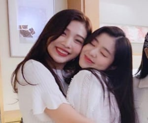 joy, joyrene, and red velvet image