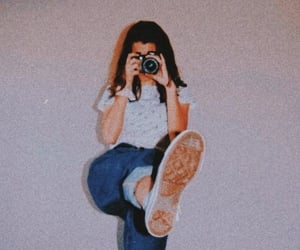 photography, vintage, and camera image