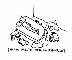 dibujo, frases, and frases en español image