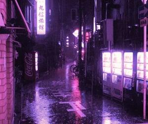 gif, rain, and japan image