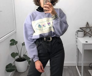 clothes, girls, and aesthetic image