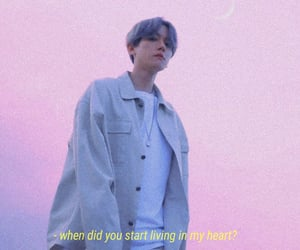 aesthetic, heart, and kpop image