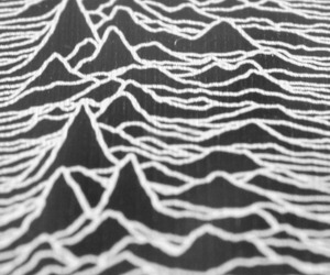 joy division, grunge, and black and white image