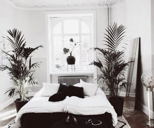 bedroom, interior, and home image
