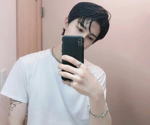 aesthetic, asian boy, and asian fashion image