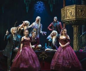 vampires, count von krolock, and ivan ozhogin image