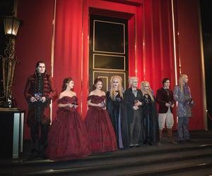 Alfred, sarah, and dance of vampires image