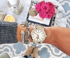 girly, accessories, and bracelet image
