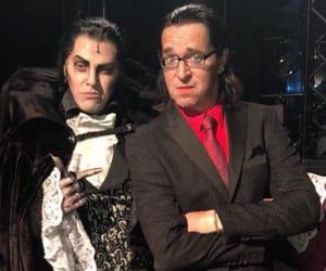 backstage, tanz der vampire, and vampires image