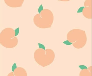 FRUiTS, pastel, and peach image