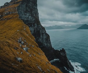 adventure, beautiful, and faroe islands image