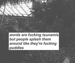 quotes, words, and grunge image