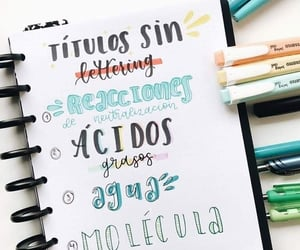 crayola, lettering, and stabilo image