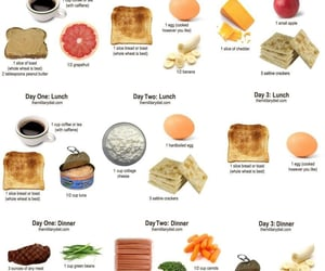 military diet, diet, and healthy image