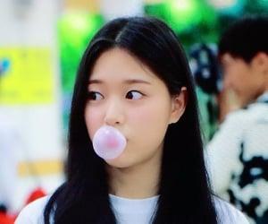 lq, hyunjin, and loona image