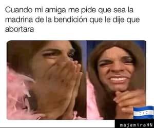 meme, aborto, and memes en español image