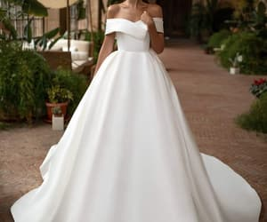 beuty, bridal, and bride image