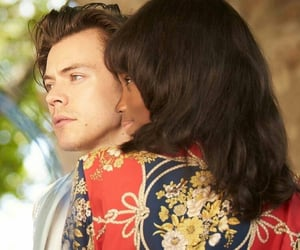 gucci, Harry Styles, and boy image