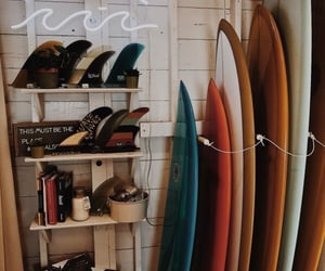 aesthetic, summer, and surf image