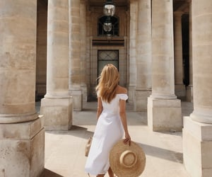 fashion, paris, and summer image