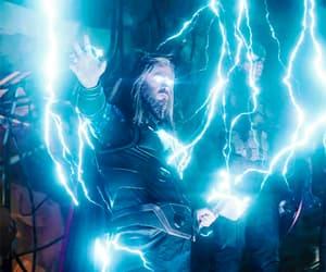 Avengers, thor, and gif image
