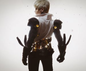 anime, gesha petrovich, and genos image