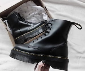 dr martens and shoes image