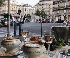 food, travel, and coffee image