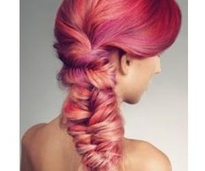 braids and rainbowhair image