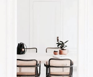 architecture, casa, and chair image