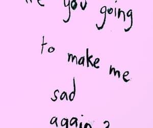 ex, sadness, and friendship image