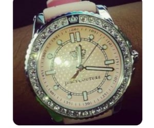 blingbling, watches, and juicycouture image