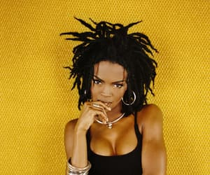 lauryn hill and 90s image