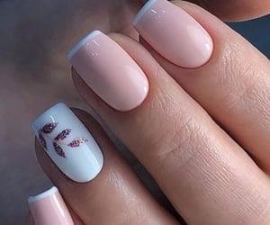 moda, nail, and pink image