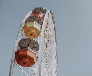 alternative, amusement park, and art image