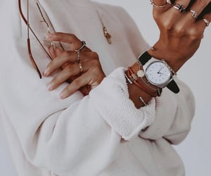 fashion, jewelry, and outfit image