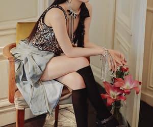 dress, fashion, and lisa image