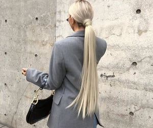 blond hair hairstyle, goal goals life, and sac bag bags image