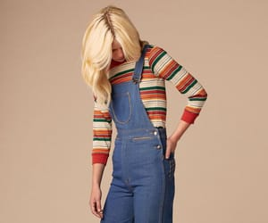 70s, girl, and clothes image