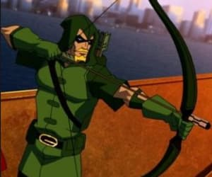 DC, justice league, and oliver queen image