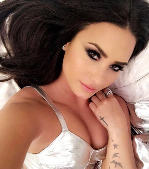 demilovato, lovatics, and article image